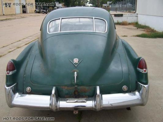 SOLD - 1949 CADILLAC COUPE RARE PRICE REDUCED!!!