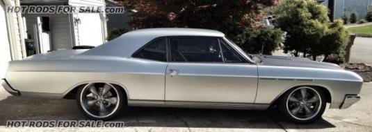 SOLD - 1966 Buick Skylark Restomod! 540