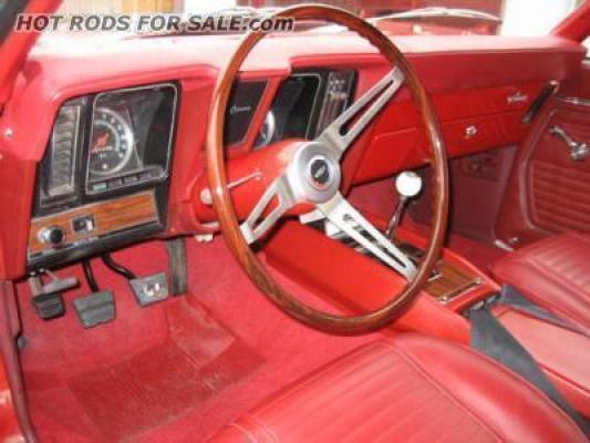 1969 Yenko Camaro clone