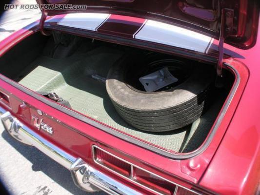 1969 Z28 Camaro Unrestored Survivor