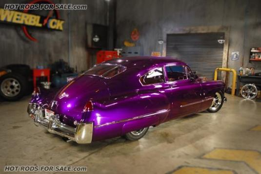 48 Custom Caddy Streetrod