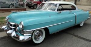 VERY RARE 1951 Cadillac Series 62 2dr HT