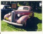 1937 Cadillac LaSalle Opera Coupe