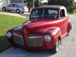 1941 Mercury Convertable