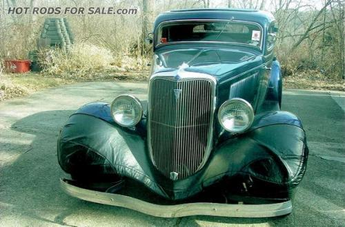 Ford 1930 - 1939 - 1934 Ford 5 Window Coupe