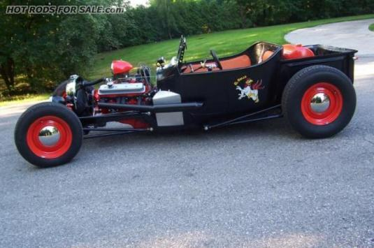 1923 Ford Rat Rod Hot Rod Roadster
