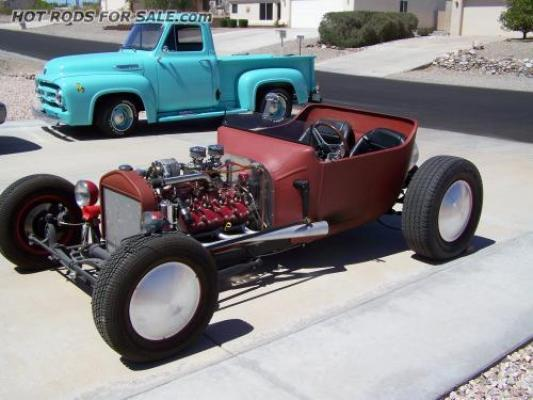 1923 Ford T- Retro Rod