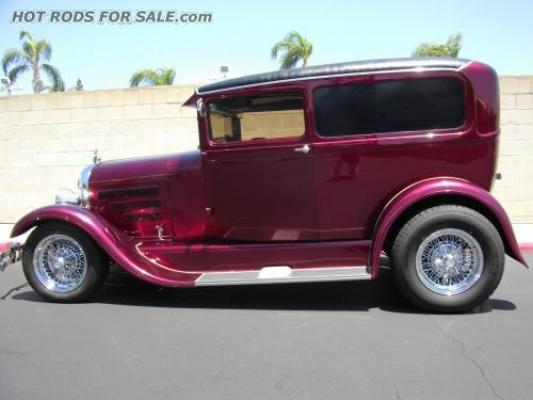 Ford 1920 1929 1929 Ford Sedan Delivery Custom Show Car