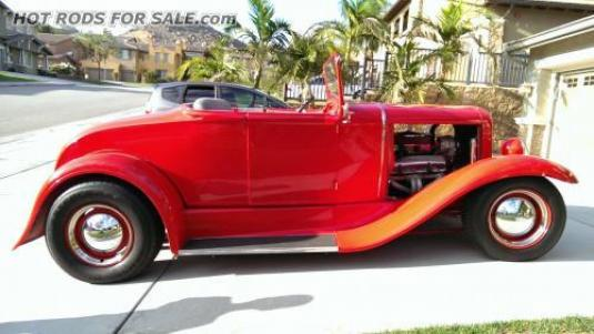 1930 Ford Convertable