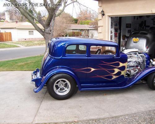 SOLD - 1932 Ford Vicky