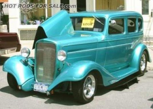 1933 Chevy