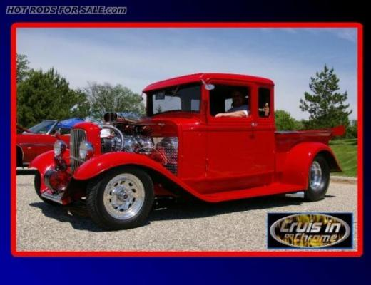 1934 Ford Sweet Ride