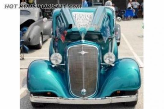 1934 Master Coupe
