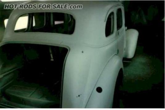 1937 Chevy Master Sedan