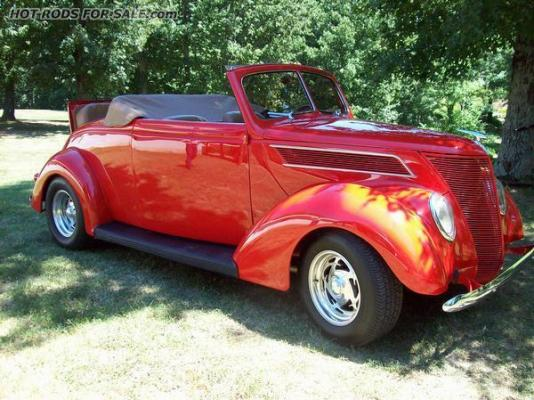 1937 Ford Roadster