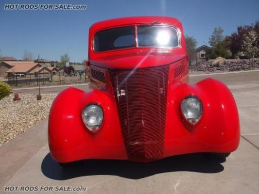 1937 Ford-Steel