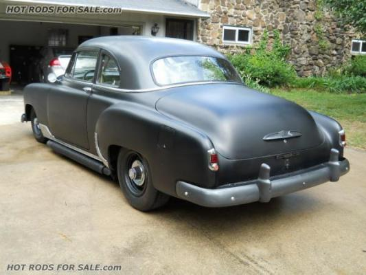 1951 Chevrolet 2dr Business Coupe