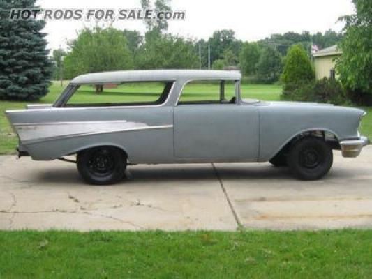 1957 Chevy Nomad Project