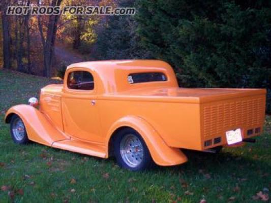 34 Chev Coupe
