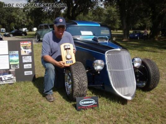 SOLD - Factory Five 33 Hot Rod