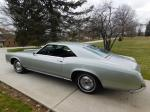 SOLD - 1966 Buick Riviera (Silver Green exclusive color for '66)