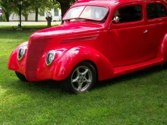 SOLD - 1937 Ford