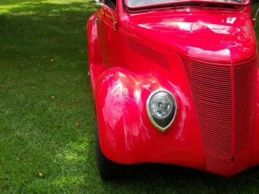 SOLD - 1937 Ford Victoria