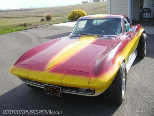 SOLD - 1965 Corvette Stingray