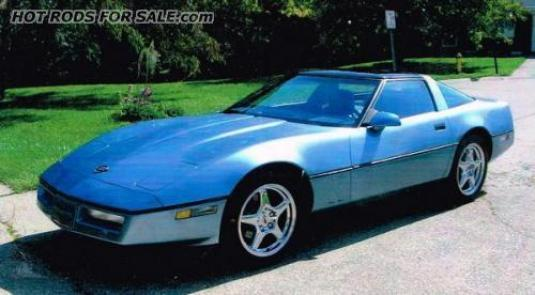 SOLD - 1985 Corvette