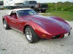 SOLD - 1975 Corvette Convertible