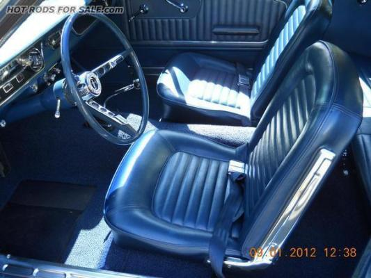 1964 1/2 Mustang, D code with 289 and 4 speed manual