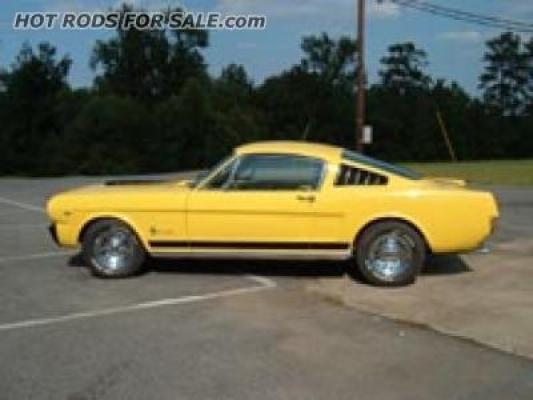 1965 Fastback 2+2