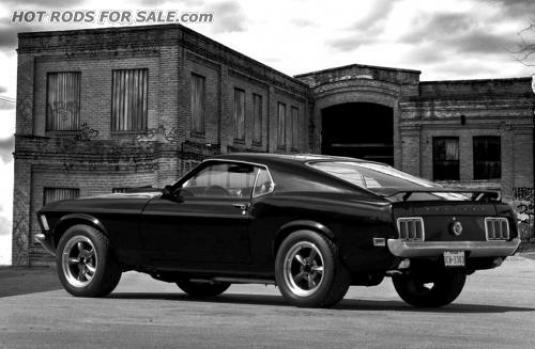 1970 Ford Mustang RestoMod 2014