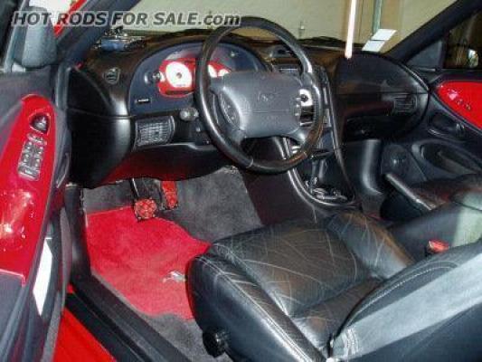 1996 Mustang GT