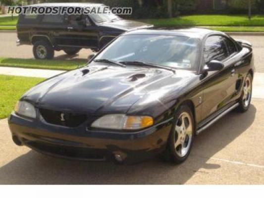 1997 Mustang Cobra Supercharged