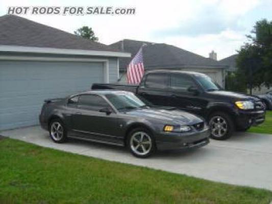 2003 Mustang Mach 1