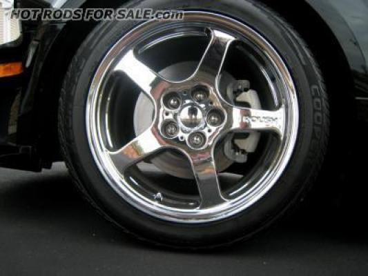 2006 Mustang - Roush