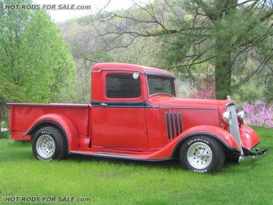 SOLD - 1934 Chevrolet Pickup - REDUCED