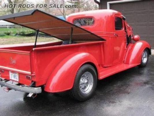 SOLD - 1937 Chevy