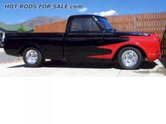 GM Truck 1960 - Current - 1967 GMC Short Bed