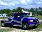 SOLD - 94 gmc 3500hd wrecker twinline wheelift,,new paint,sharp