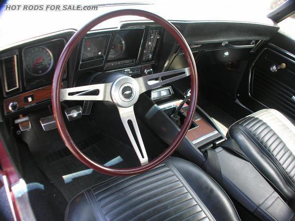 Camaro 1967 - 1969 - 1969 Z28 Camaro Unrestored Survivor