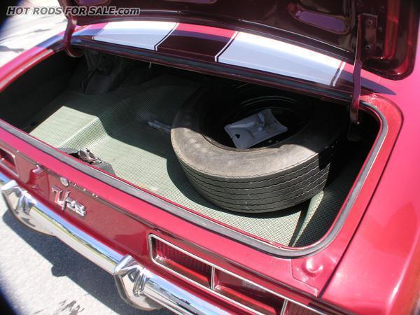 Camaro 1967 1969 1969 Z28 Camaro Unrestored Survivor