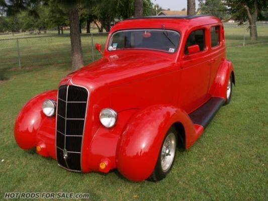 1935 PLYMOUTH