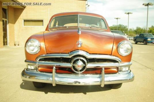 SOLD - 1950 Ford 2dr COOL!