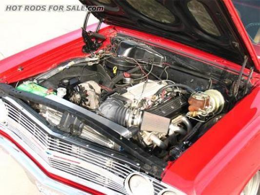 1965 Chevy El Camino