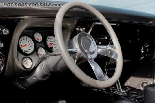 1968 Chevy Camaro SS Resto-Mod