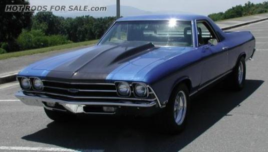 1969 Chevy El Camino
