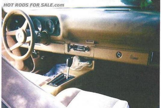 1978 Camaro LT
