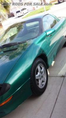 Nice Chevy Camaro 1997 30th Edition!
